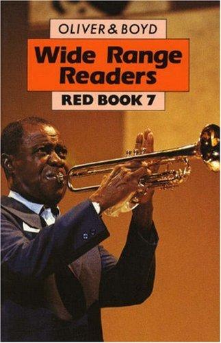 9780050030813: Wide Range Reader Red Book: Bk. 7