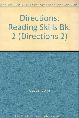 9780050030912: Directions: Reading Skills Bk. 2 (Directions 2)