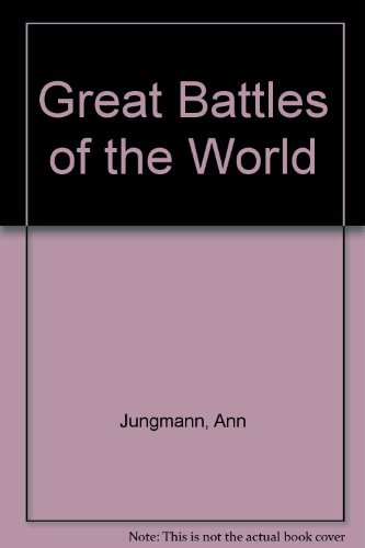 9780050031360: Great Battles of the World
