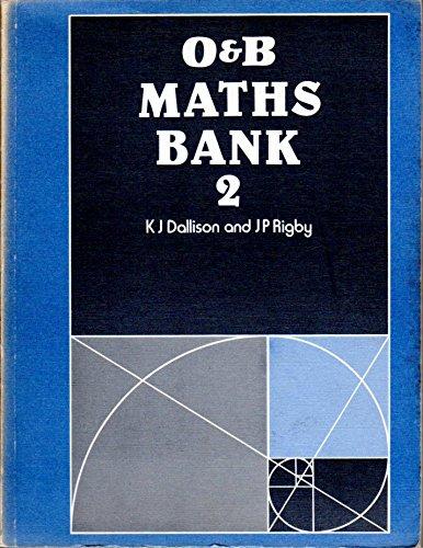 9780050031551: Mathematics Bank: Bk. 2