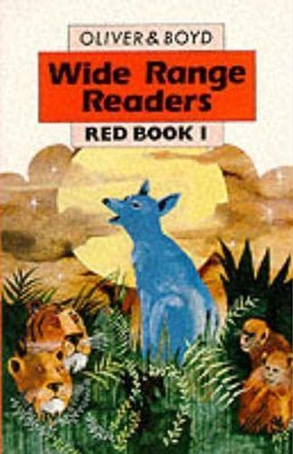 9780050031872: Wide Range Reader Red Book: Bk. 1