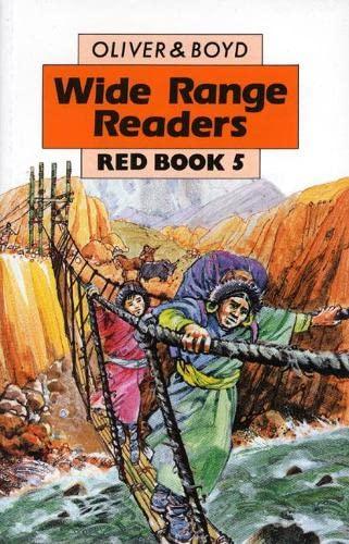 Wide Range Reader: Red Book 5 (Wide: Flowerdew, P