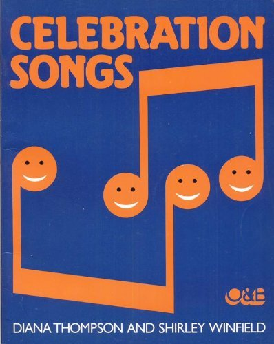 9780050032992: Celebration Songs