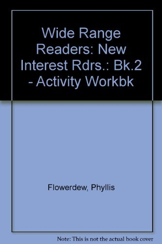 Wide Range Readers: New Interest Rdrs.: Bk.2: Flowerdew, Phyllis