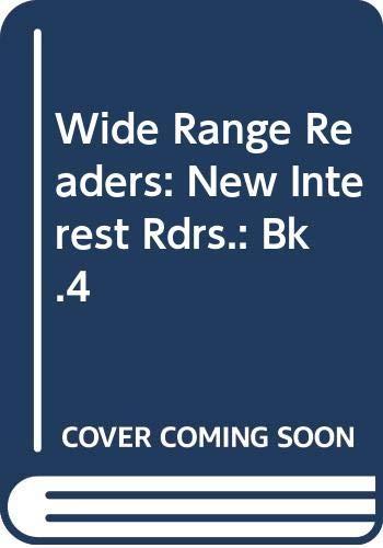Wide Range Readers: New Interest Rdrs.: Bk.4: Flowerdew, Phyllis