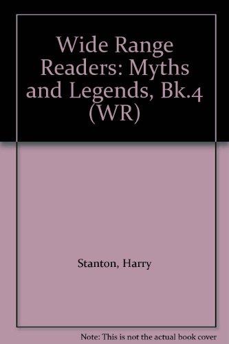 Wide Range Readers: Myths and Legends, Bk.4: Daly, Audrey