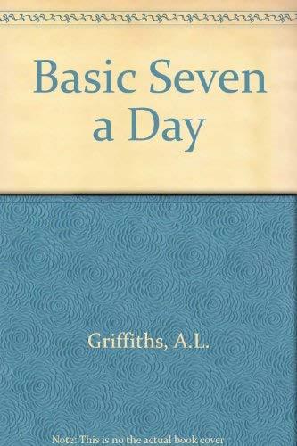 9780050034354: Basic Seven a Day