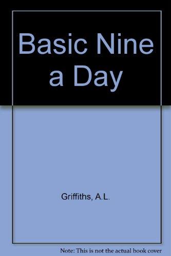 9780050034378: Basic Nine a Day