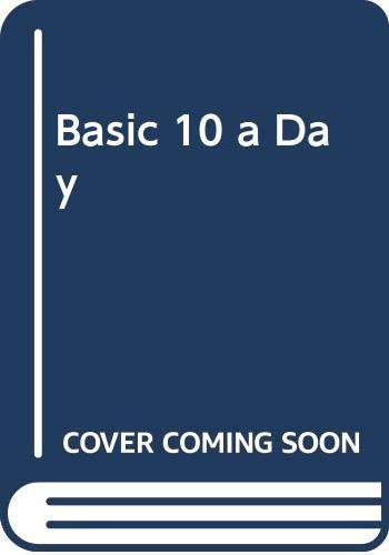9780050034385: Basic 10 a Day