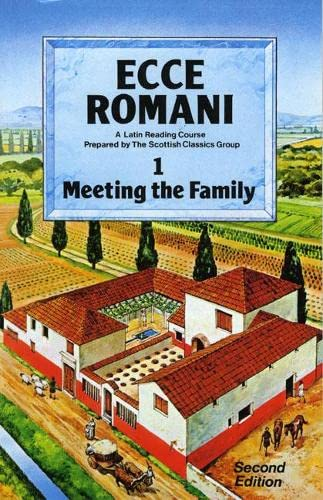 9780050034651: Ecce Romani Book 1. Meeting the Family 2nd Edition: A Latin Reading Course