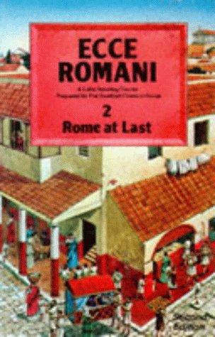 9780050034668: Ecce Romani: A Latin Reading Course Pupils' Book 2 (Rome at Last) (Bk. 2)