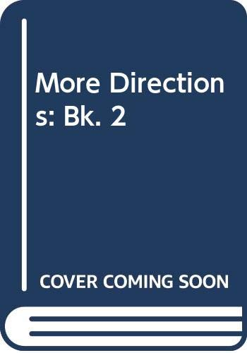 9780050034996: More Directions: Bk. 2