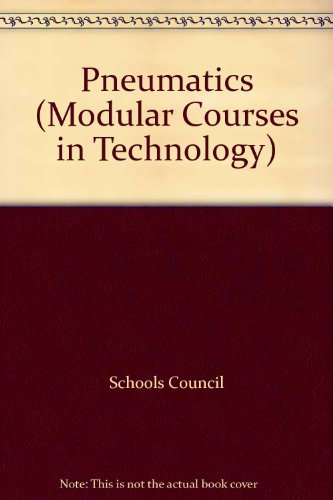 9780050035351: Modular Courses in Technology: PNEUMATICS (Modular Courses in Technology)