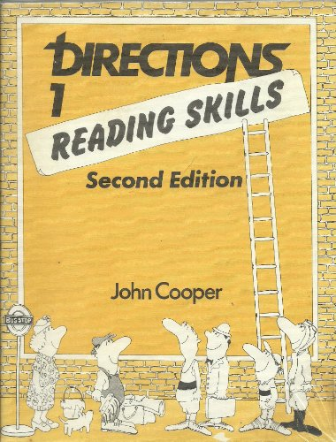 9780050036129: Directions: Reading Skills Bk. 1