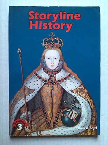 9780050036686: Storyline History: Bk. 3