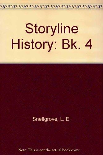 9780050036693: Storyline History: Bk. 4