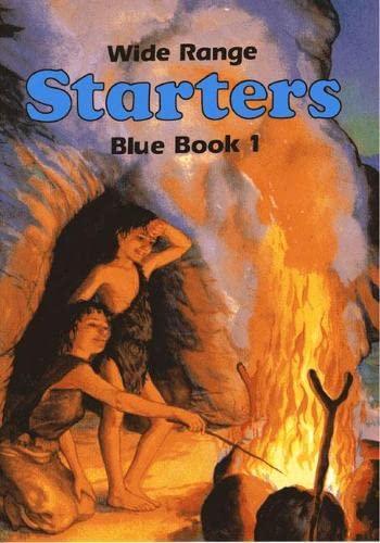 9780050036860: Wide Range: Blue Starter Book Bk. 1