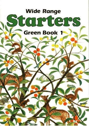 9780050036877: Wide Range: Green Starter Book Bk. 1