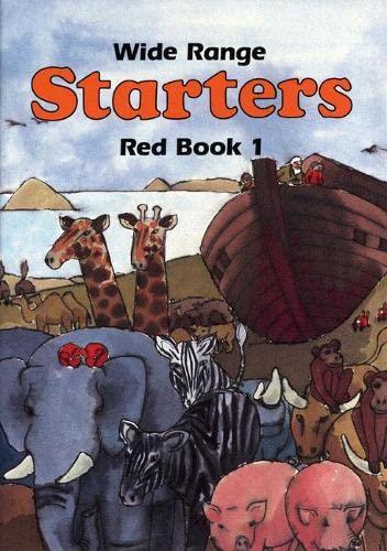 9780050036884: Wide Range: Red Starter Bk. 1