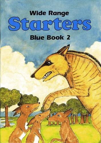 9780050037201: Wide Range Reader: Blue Starter Book Bk. 2