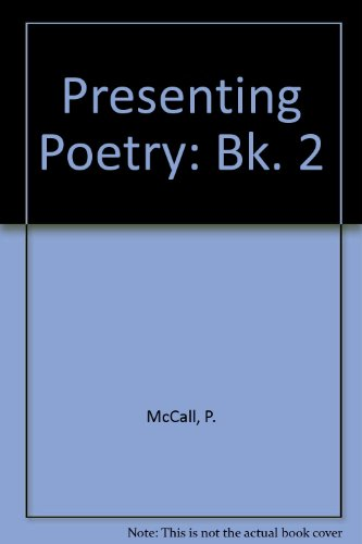 9780050037263: Presenting Poetry: Bk. 2