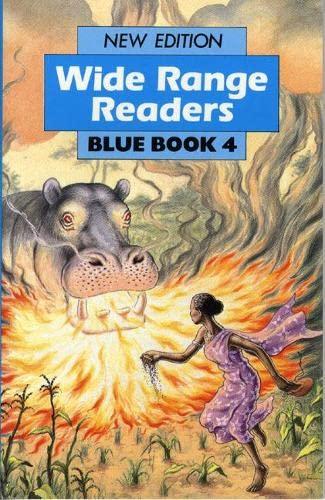 9780050037461: Wide Range Reader: Blue Book Bk. 4