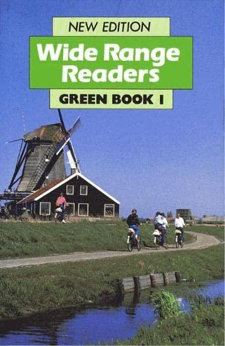 Wide Range Reader: Green Book 1 (Wide: F J Schonell,