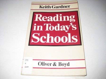 9780050038017: Reading in Today's Schools