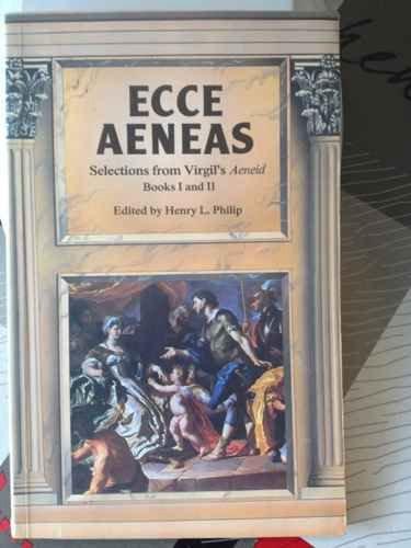 9780050038390: Aeneid: Ecce Aeneas: Selections from Bks.1 & 2