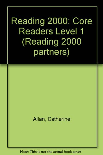 9780050038475: Reading 2000: Core Readers Level 1 (Reading 2000 partners)
