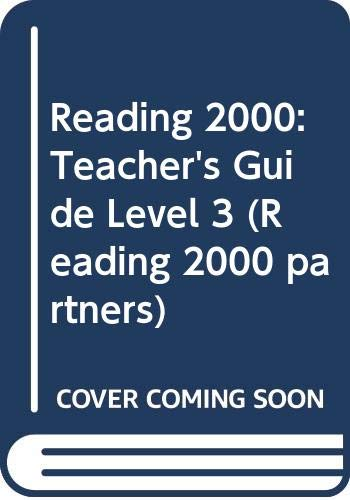 9780050038543: Reading 2000: Teacher's Guide Level 3 (Reading 2000 partners)