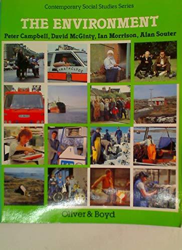9780050039359: The Environment (Contemporary social studies)