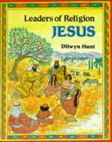 9780050039434: Jesus (LEADERS OF RELIGION)