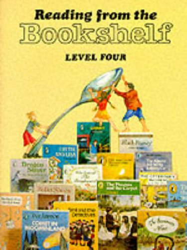 9780050039656: Reading from the Bookshelf: Level 4