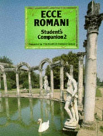 9780050041574: Ecce Romani: Student's Companion 2