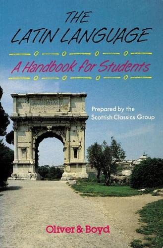 9780050042878: The Latin Language: A Handbook for Students
