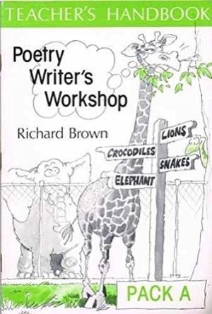 9780050043165: Poetry Writer's Workshop: Tchrs'.Handbk., Pt.A
