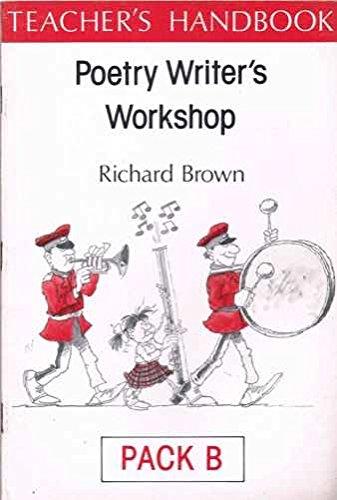 9780050043172: Poetry Writer's Workshop: Teacher's Handbook