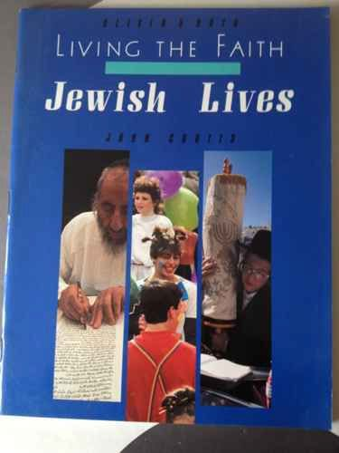 9780050043196: Jewish Lives (Living Faith)