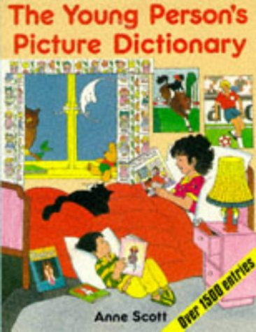 9780050043752: YOUNG PERSON'S PICTURE DICTIONARY