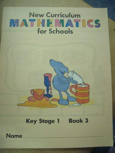 9780050043783: New Mathematics for Schools Book 03 (New Curriculum Mathematics for Schools) (Bk. 3)