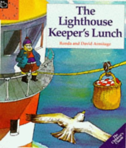 9780050043875: Lighthouse Keeper (Storytime Giants)