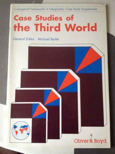 9780050044797: Case Studies of the Third World (Conceptual frameworks in geography)
