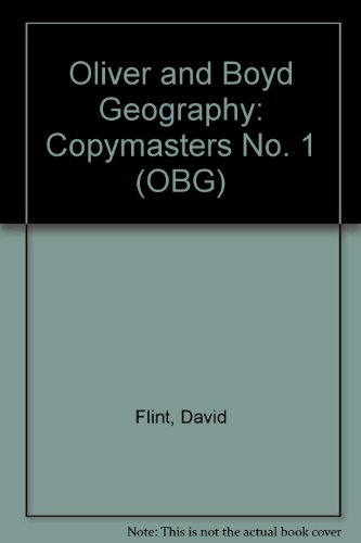 9780050045978: Oliver and Boyd Geography: Copymasters No. 1 (OBG)
