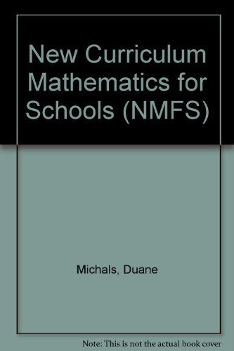 9780050046173: New Curriculum Mathematics for Schools (NMFS)
