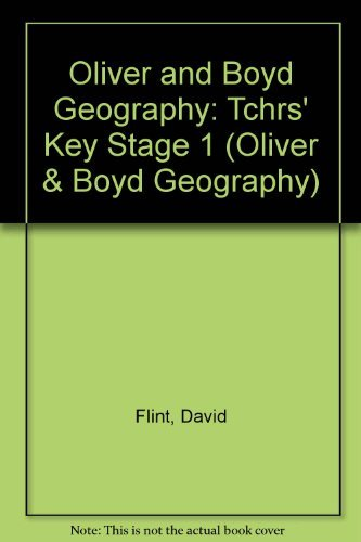 9780050050118: Oliver and Boyd Geography: Tchrs' Key Stage 1 (Oliver & Boyd Geography)