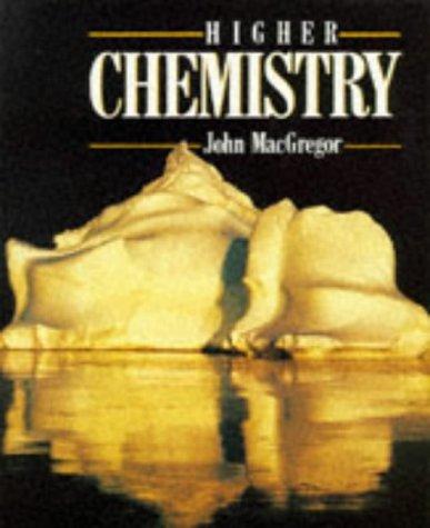 9780050050804: Higher Chemistry