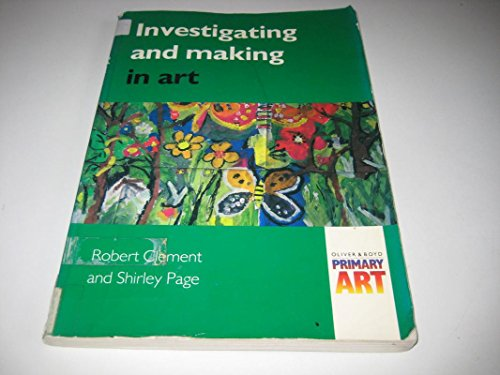 9780050050859: Primary Art: Investigating and Making in Art