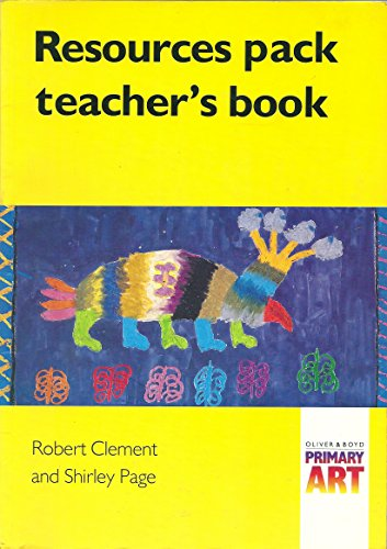 9780050051269: Primary Art: Teachers' Resources Pack