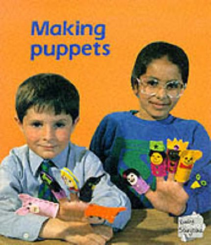 9780050051450: Making Puppets: Red Book Bk. 4 (Reading 2000 Storytime)